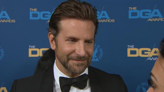 Bradley Cooper 'terrified' ahead of Oscar performance