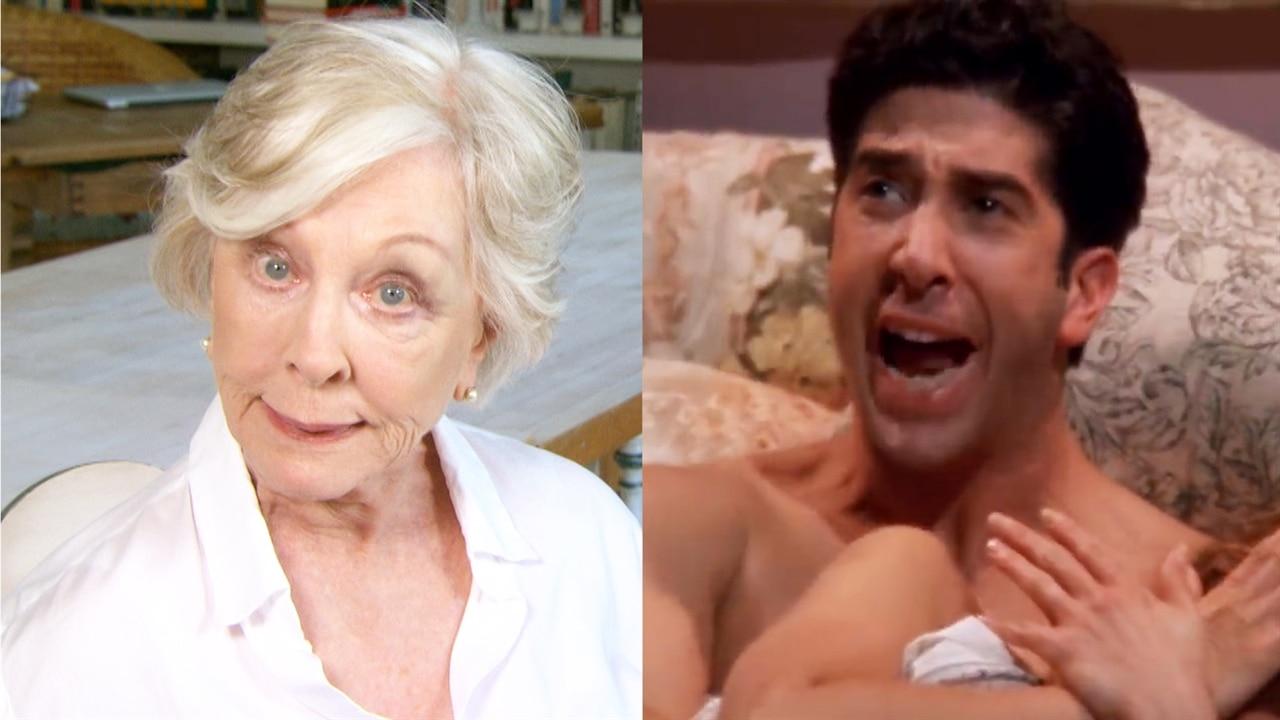 Friends' Ross & Monica Gellar's Mom Settles Break Debate | E