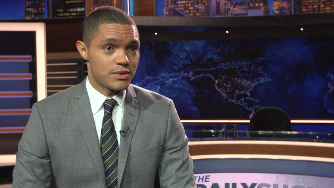 The Best Guests From The Daily Show This Year