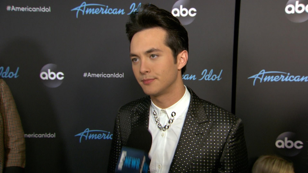 American Idol Winner Laine Hardy: My Win Shows You Never Give Up
