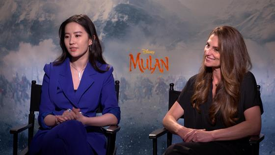 New 4XD 'Mulan' Poster Pays Homage To Disney's Animated Version