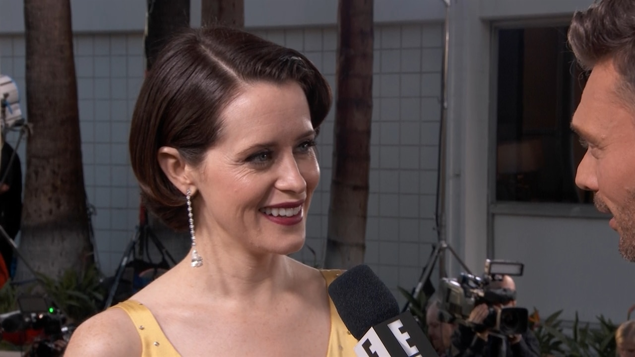 Claire Foy On Playing Janet Armstrong In First Man