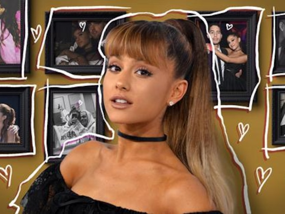 Ariana Grande's Dating History Timeline