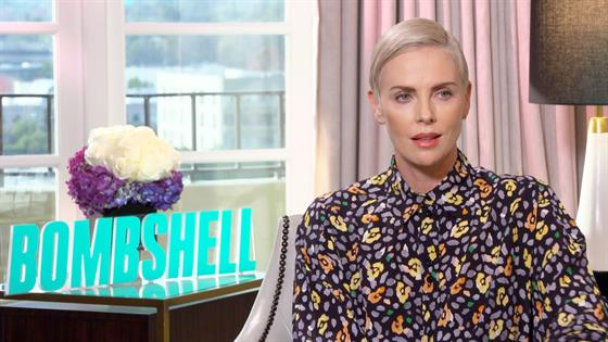 Charlize Theron on Telling the Story Right in Bombshell