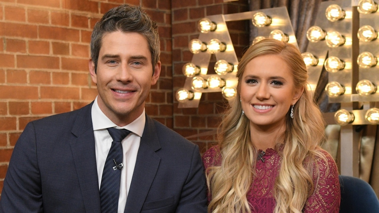 Arie Luyendyk Jr. and Lauren Burnham Expecting a Bachelor Baby
