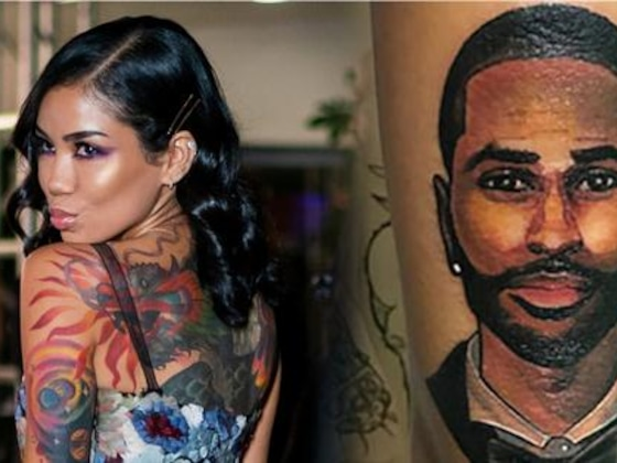 Jhene Aiko Explains Why She Covered Up Big Sean Tattoo