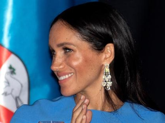 4 Times Meghan Markle Rocked Dazzling Earrings