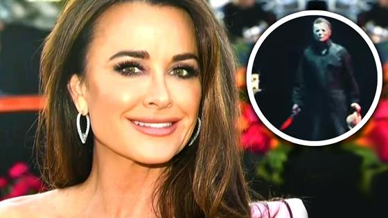 """Kyle Richards Returns to """"Halloween"""" Franchise 43 Years Later - E! Online"""