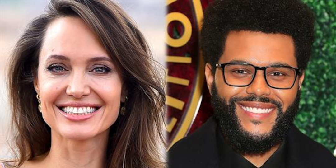 Angelina Jolie and The Weeknd Caught at Dinner Again - E! Online.jpg