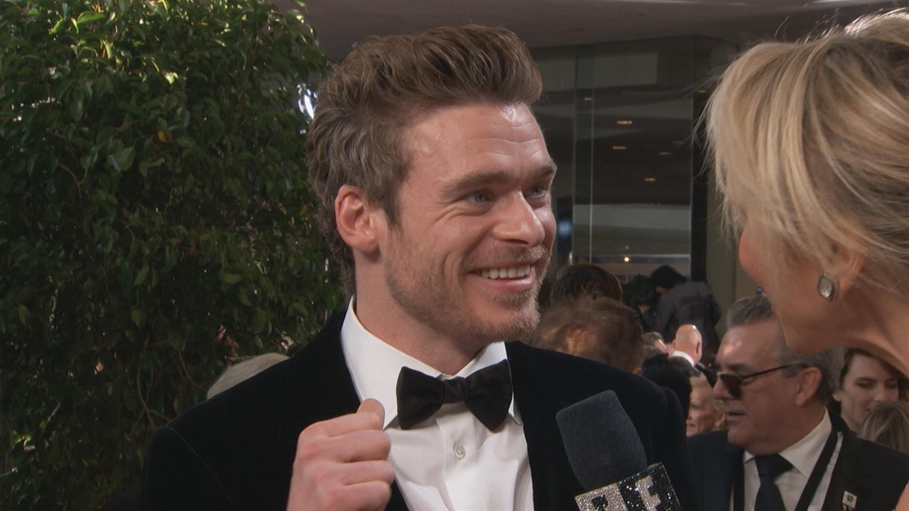 Why Richard Madden Predicted He'd Lose at the 2019 Golden Globes