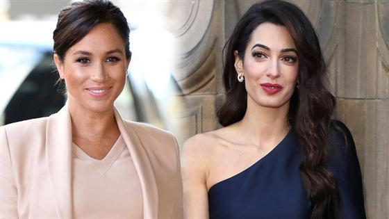 Amal Clooney Style News, Pictures, and Videos | E! News