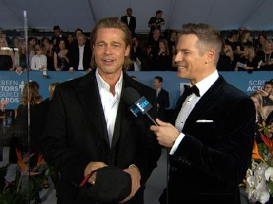 Brad Pitt Finds It Hard to