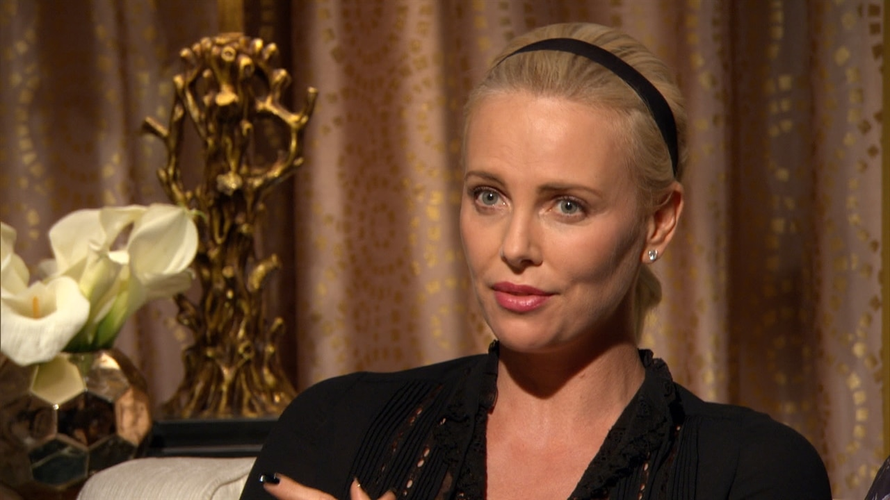 Charlize Theron Appears In Her First Fast Furious 8 Photoand She