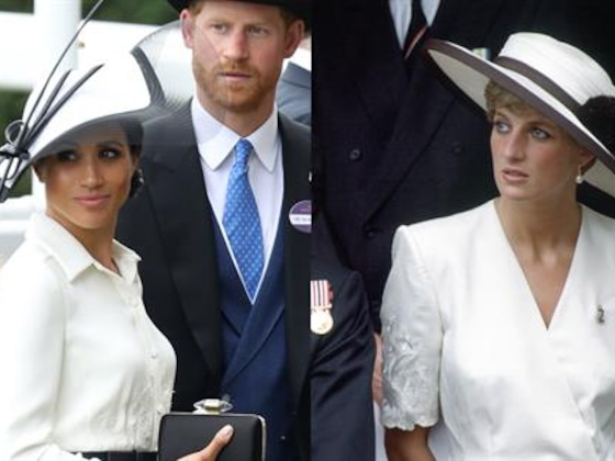 6 Ways Meghan Markle Has Honored Princess Diana