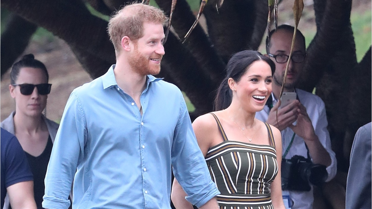 Everything We Know About Prince Harry and Meghan Markle's Trip to Africa