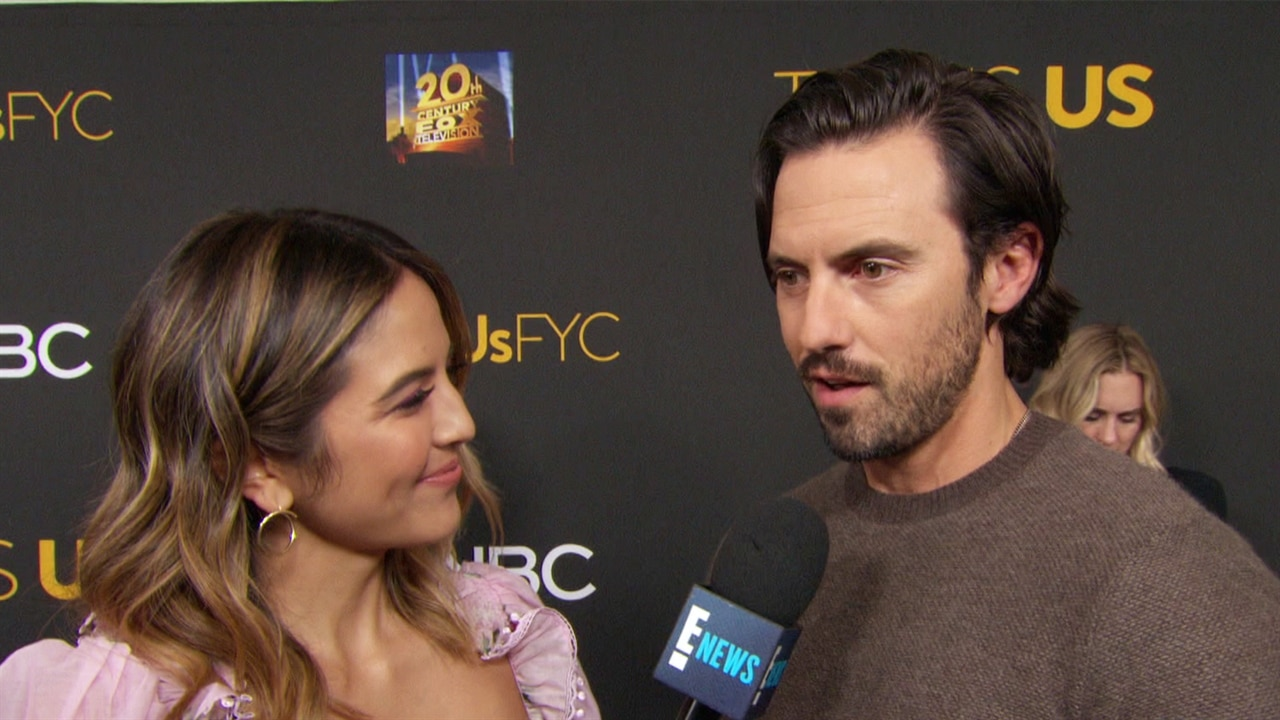 This Is Us' Milo Ventimiglia and Mandy Moore on the Freedom and Challenges of Playing Jack and Rebecca