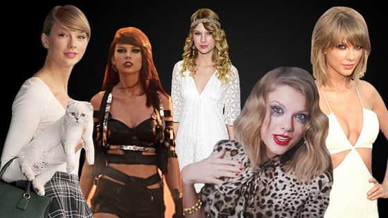 1b5978e33f2 Taylor Swift for the Whole Squad  15 Halloween-Ready Costumes Ripped From  Her