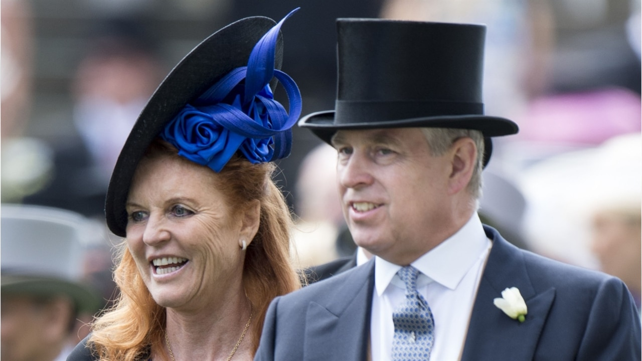 picture Oooh The Best Looking': Sarah Ferguson Pays Heartfelt Tribute To Ex Prince Andrew On His Birthday