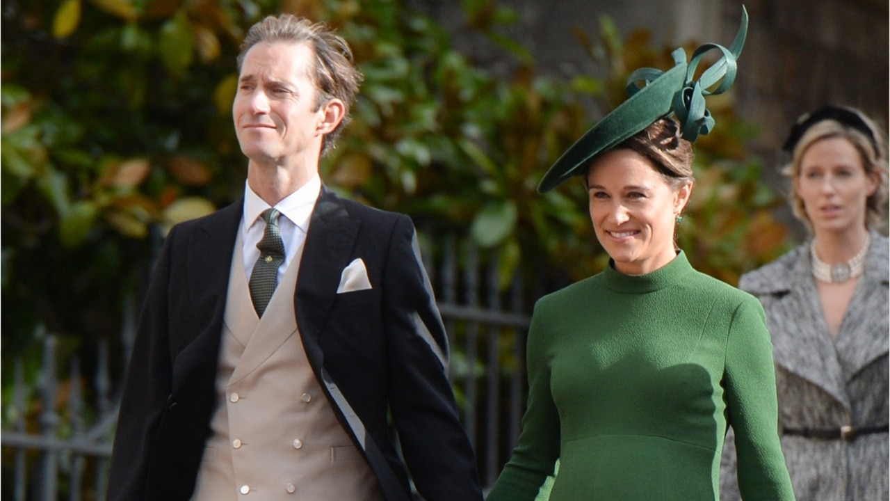 Pippa Middleton Makes First Official Appearance Since Giving Birth