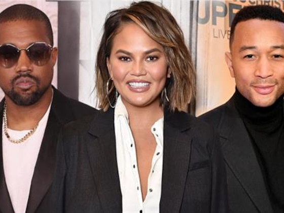 Chrissy Teigen on John Legend & Kanye West's Political Debate