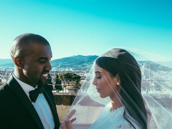 Kim Kardashian & Kanye West's Wedding: Behind the Scene Pics