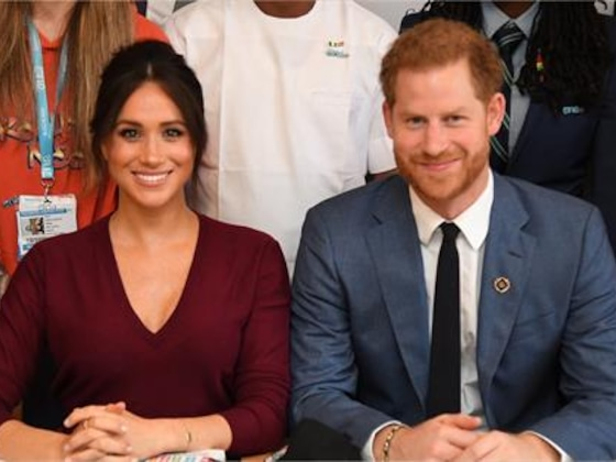 Prince Harry & Meghan Markle Announce New Non-Profit Archewell