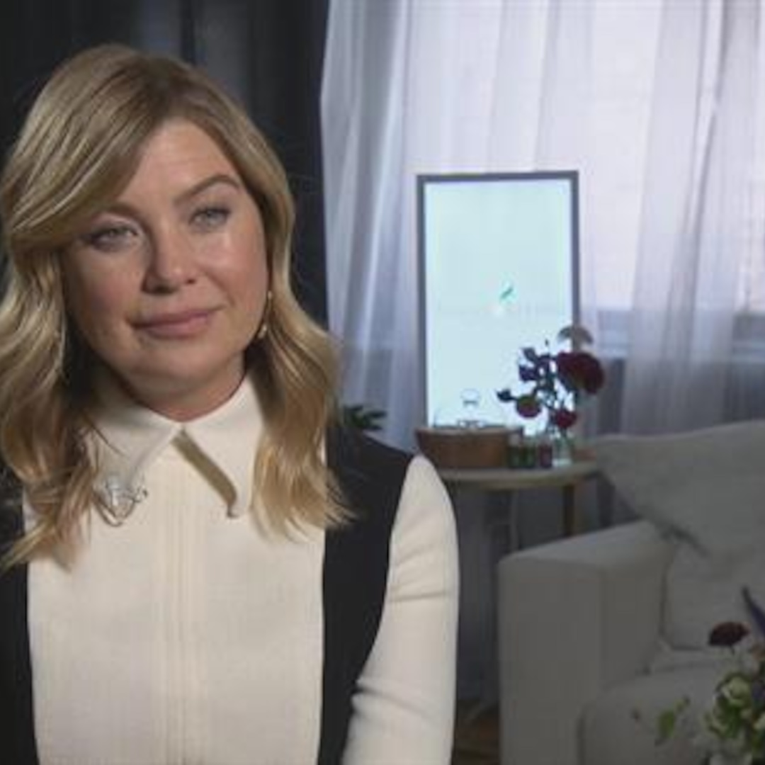 How Ellen Pompeo Maintains a Balance in Her Life - E! Online
