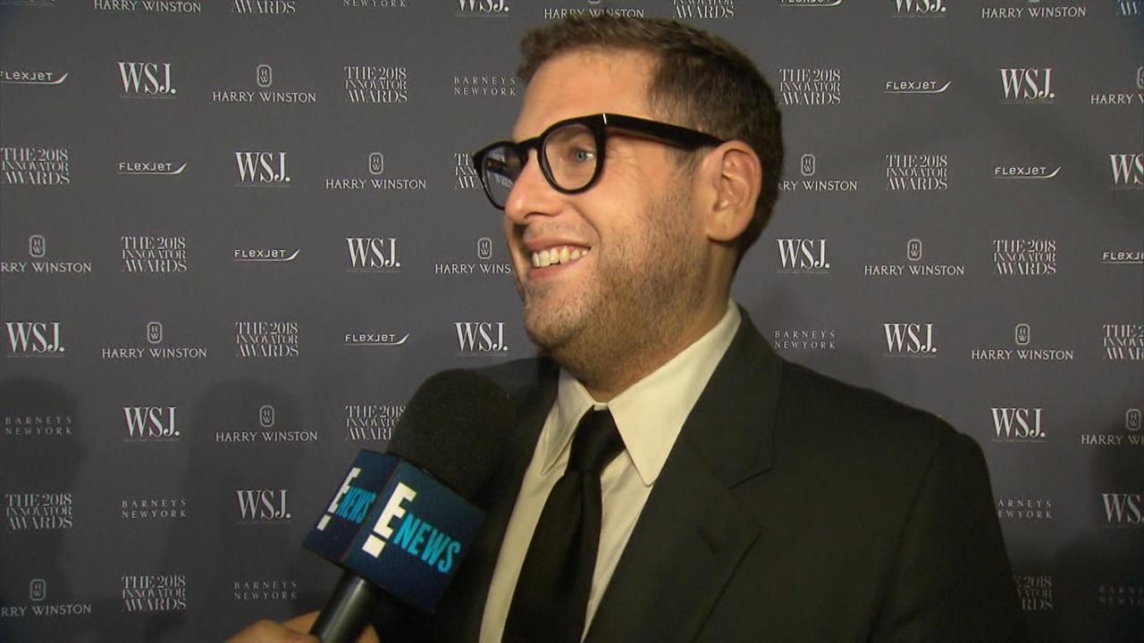 Jonah Hill and Girlfriend Gianna Santos Are Engaged