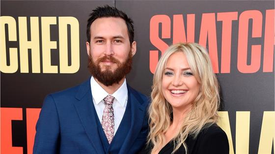 Kate Hudson welcomes baby girl