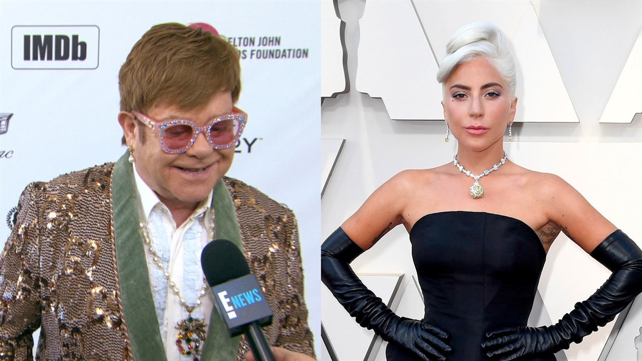 Elton John Will Run Naked If Lady Gaga Doesnt Win An -1838