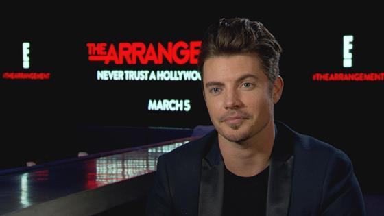 Josh henderson reveals hes single so what kind of girl is the now playing ccuart Image collections