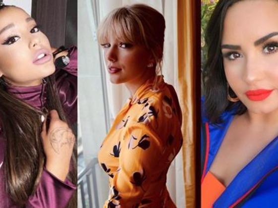 Ariana Grande y Demi Lovato confirman su apoyo a Scooter Braun en el drama con Taylor Swift