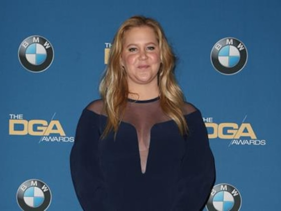 Amy Schumer Is Pregnant With Her First Baby