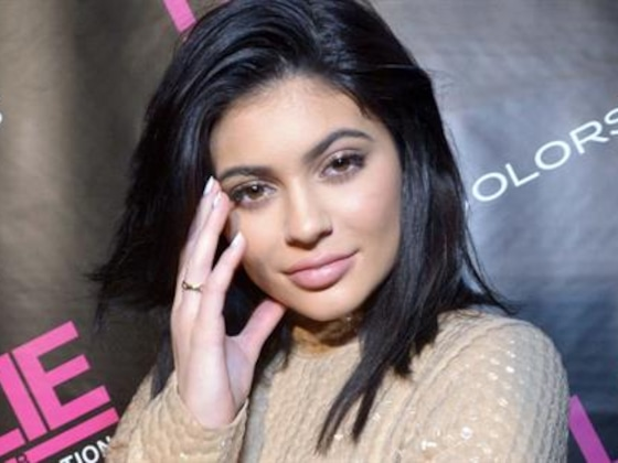 Kylie Jenner Names New Lip Kit After Herself