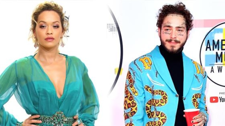 Rita Ora Wins Halloween Dressed as Post Malone