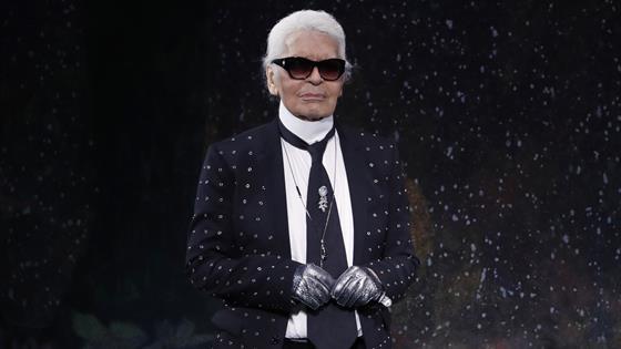 Las Frases Más Célebres De Karl Lagerfeld