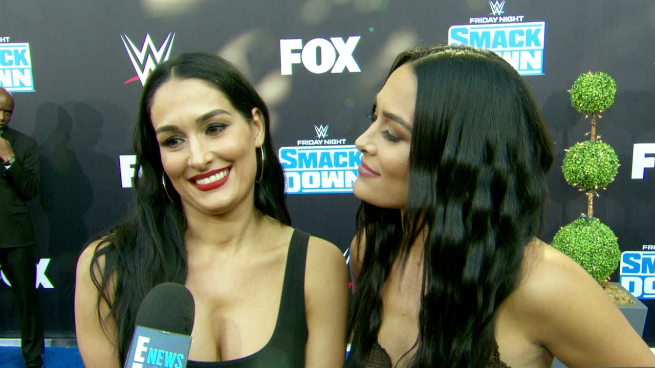 Here's How Nikki Bella's First Meeting With Artem Chigvintsev's Parents Went