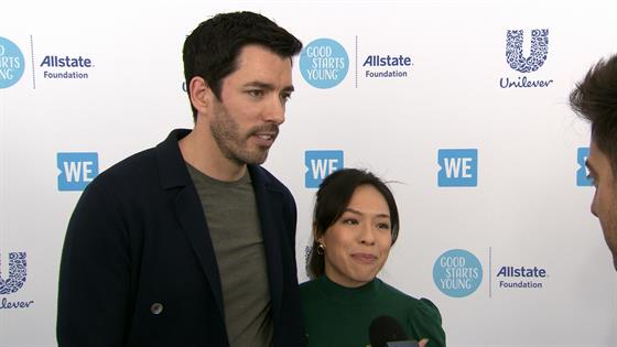Drew Scott Details His Wedding and Bachelor Party!