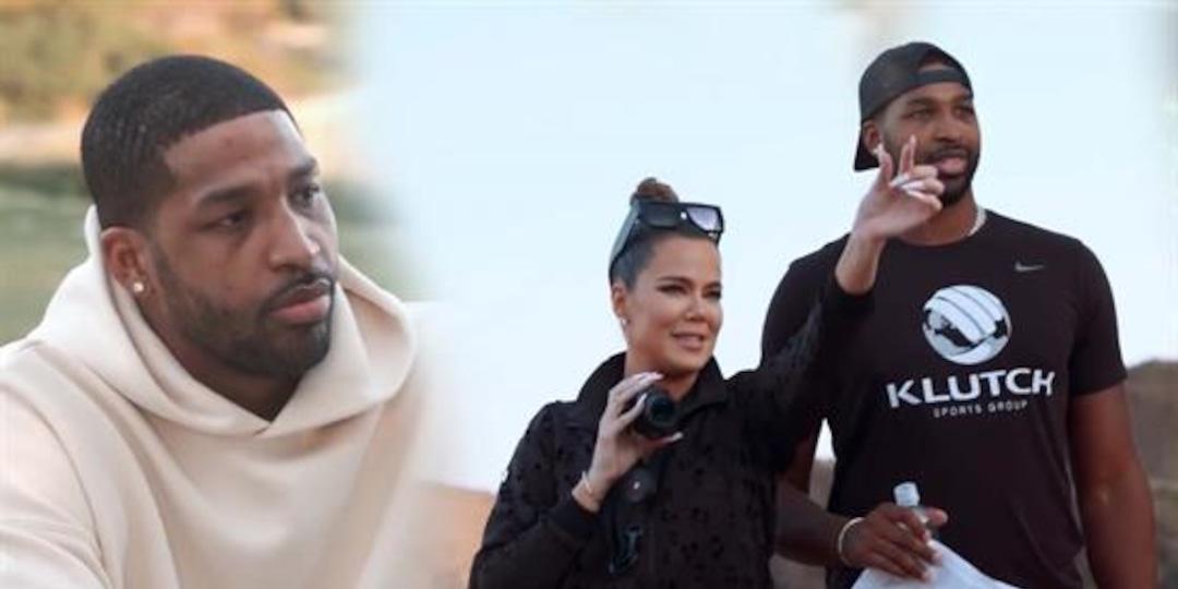 Khloe Kardashian & Tristan Thompson Through the Years - E! Online.jpg
