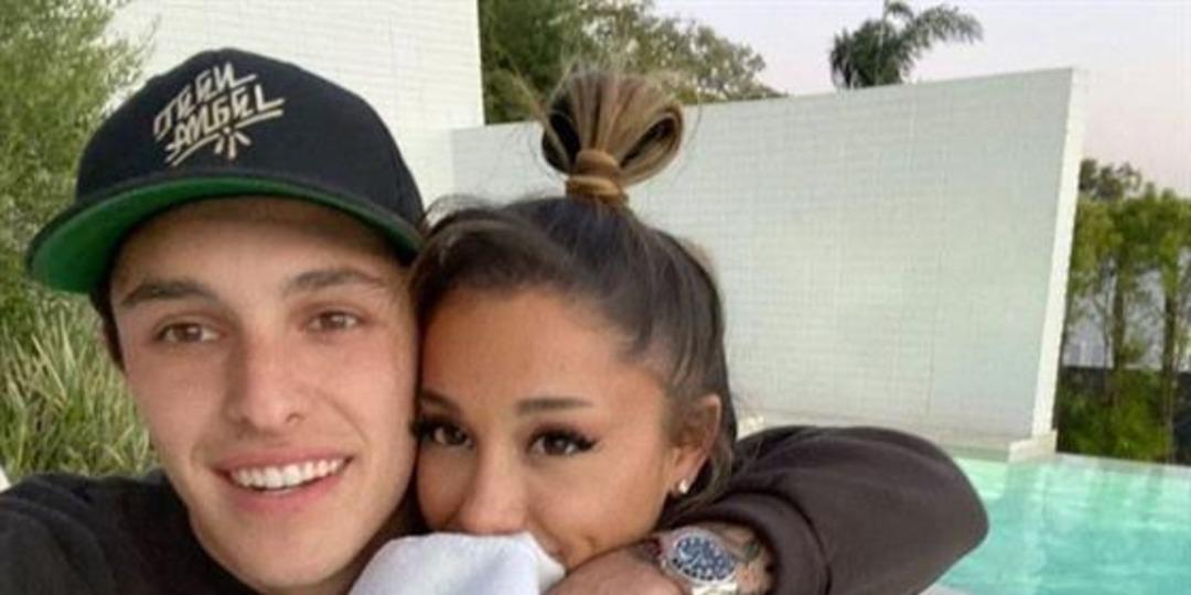 Ariana Grande & Dalton Gomez Spotted on Rare Public Date - E! Online.jpg