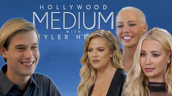 9cdac4938788a3 5 Times Tyler Henry Dealt Celebs Like Khloe Kardashian Brutally Honest  Relationship Advice
