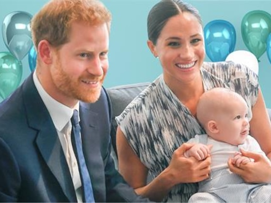 How Meghan & Harry Plan to Celebrate Archie's Birthday Amid COVID-19