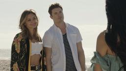Kyle & Megan Play the Paparazzi With Xavier & Nasim