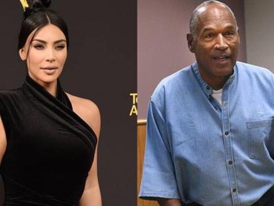El encuentro de Kim Kardashian y O.J. Simpson