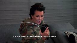 Kylie Jenner craque à cause d'une intrusion