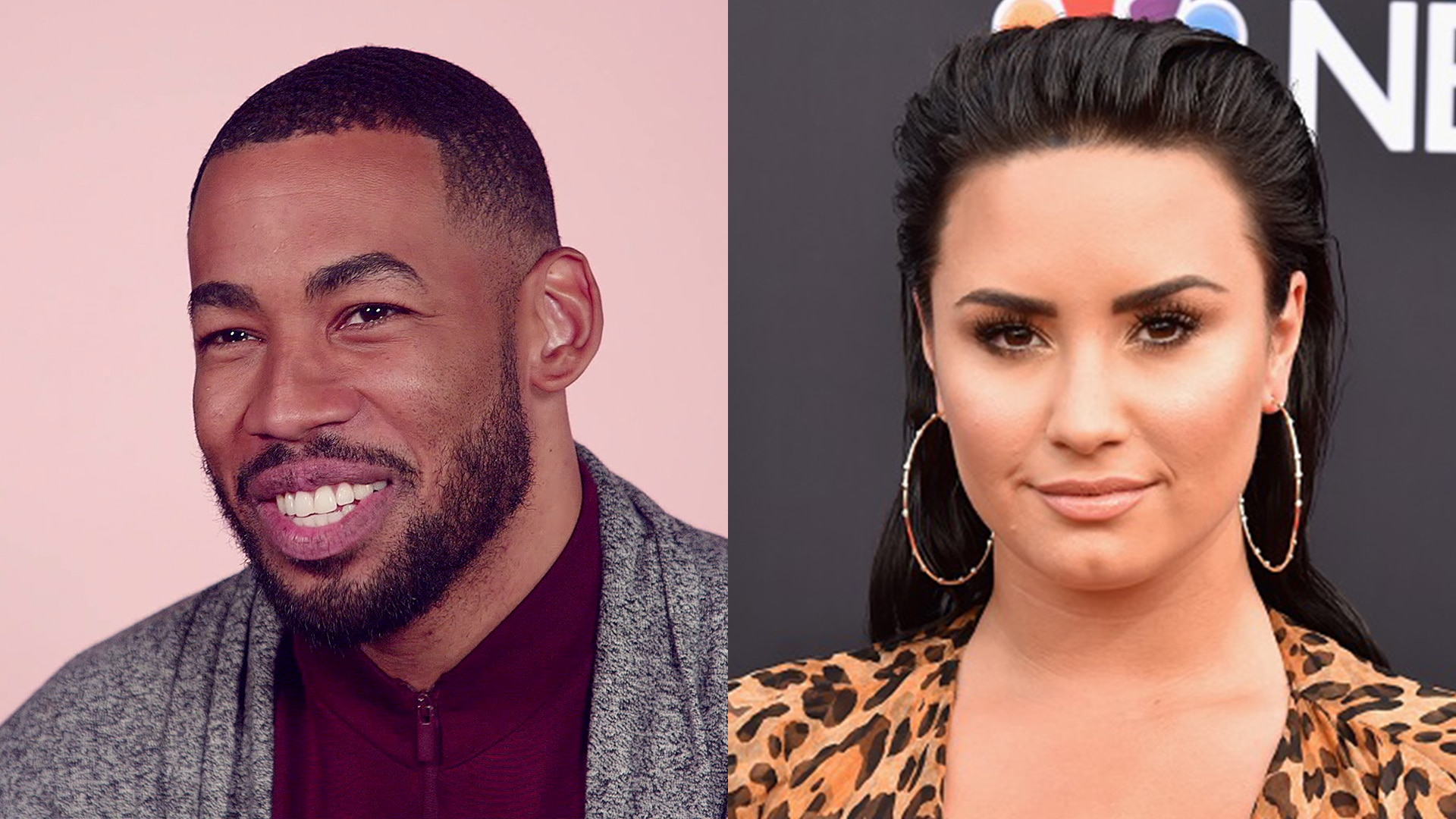 Mike Johnson Has a Flirty Message for Demi Lovato