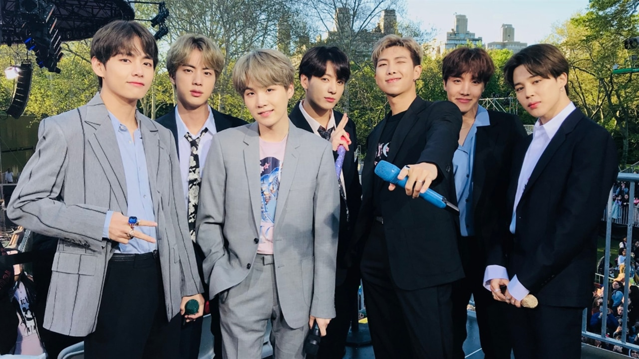 How BTS Overcame Differences and Became the Biggest Music Group on the Planet