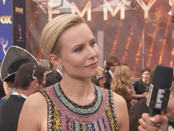 Kristen Bell Gushes Over Best Friend Ted Danson