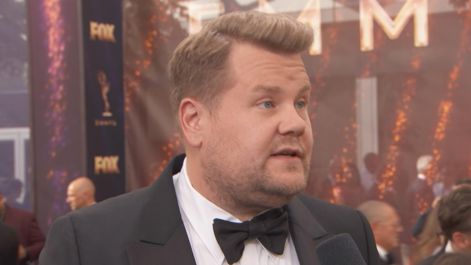 Why James Corden Loves Creating Viral Moments