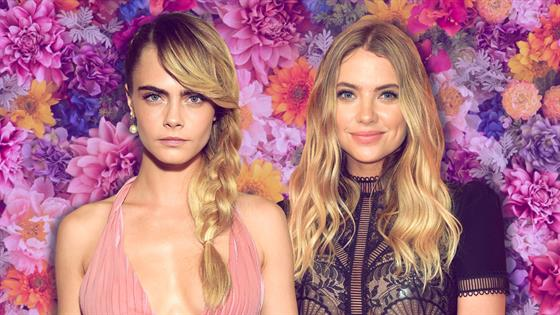 Why The Internet Thinks Cara Delevingne And Ashley Benson Are